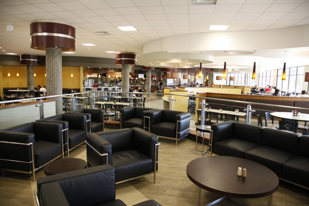 Harris Dining Hall – Texas State University